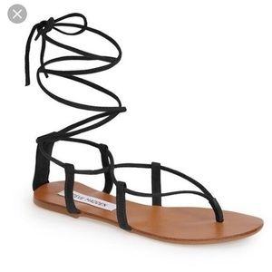 Steve Madden Lace Up Sandal